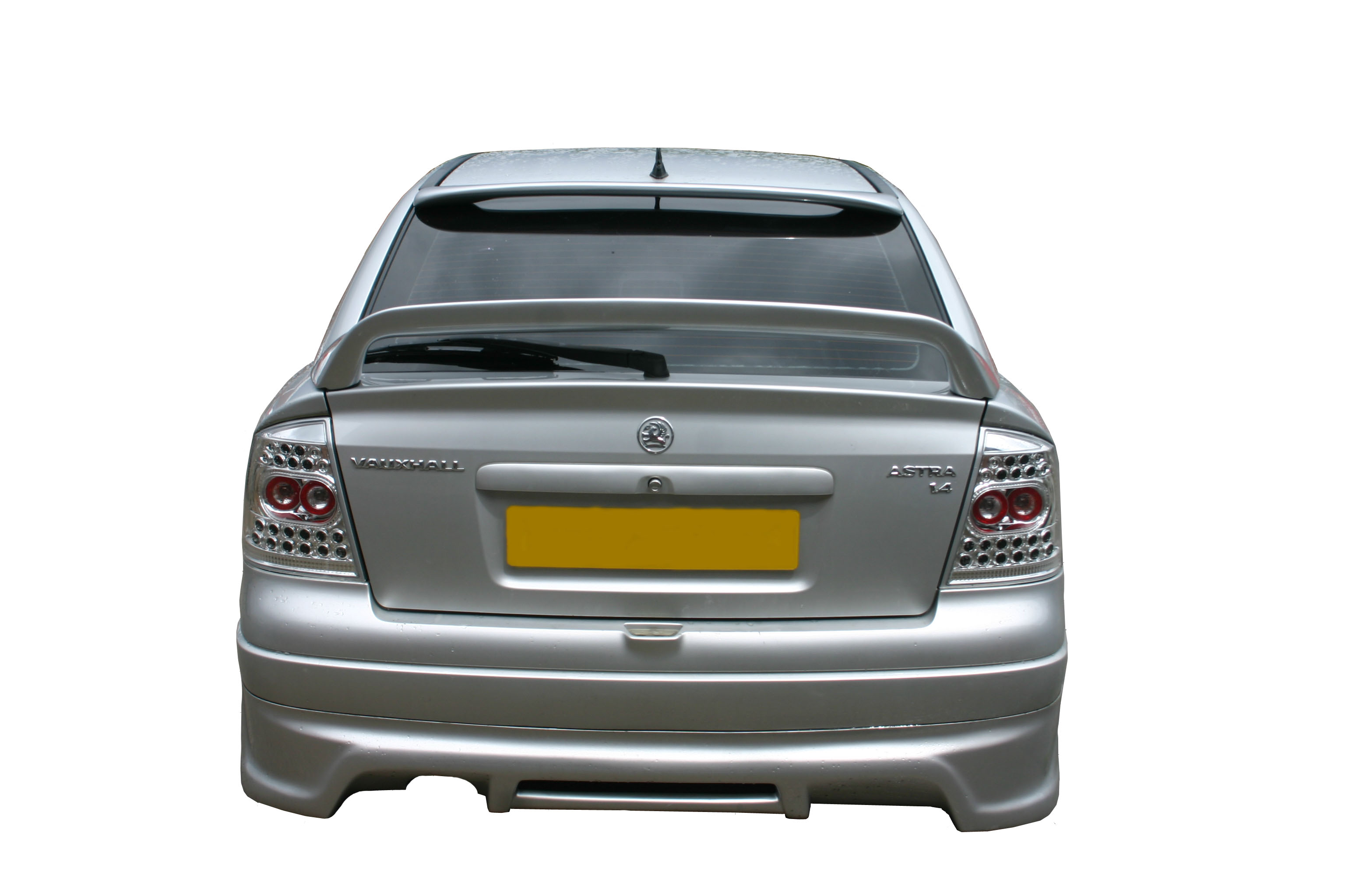 vauxhall astra g mk4 gsi boot spoiler. Black Bedroom Furniture Sets. Home Design Ideas