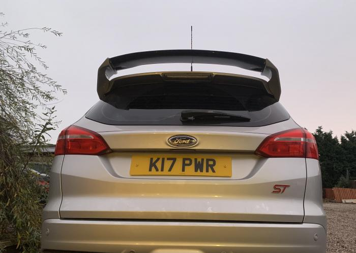Ford Focus Mk3/3.5 eSTate Delta S and S-R Spoiler 2