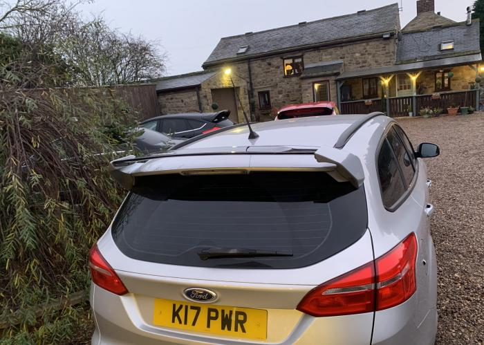 Ford Focus Mk3/3.5 eSTate Delta S and S-R Spoiler 5