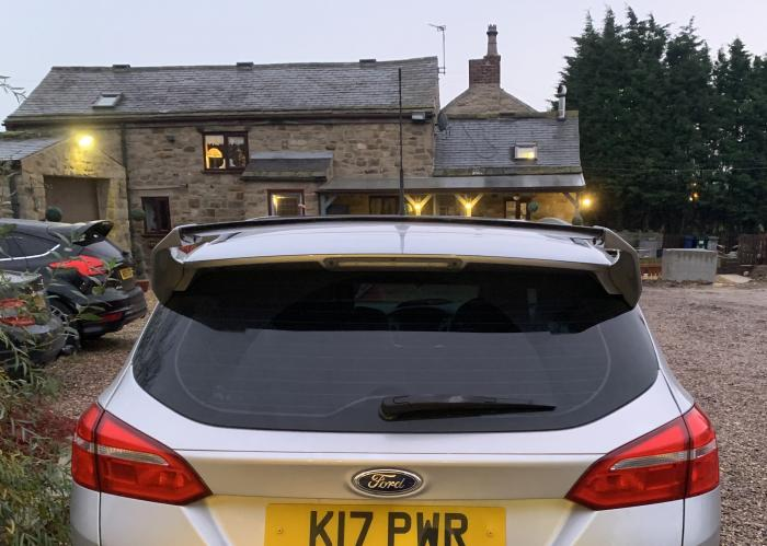Ford Focus Mk3/3.5 eSTate Delta S and S-R Spoiler 3