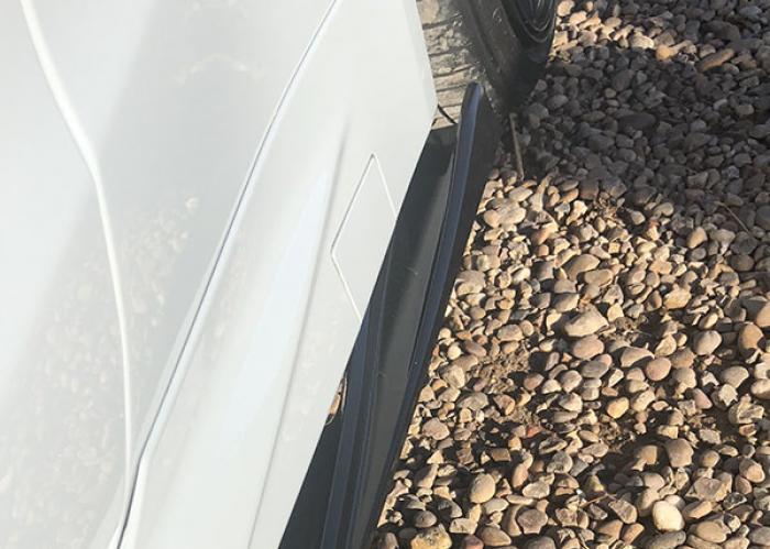 Ford Fiesta Mk7 5 St Delta S Spoiler Amp Delta S R Low Line Kit