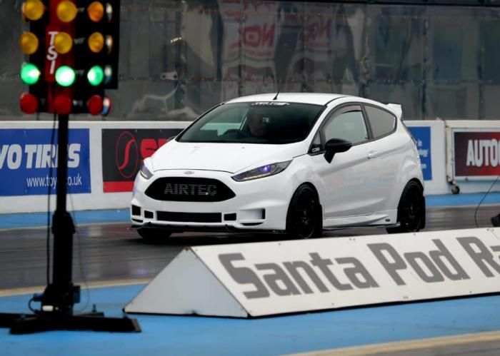 Ford Fiesta Mk7.5 ST Delta S-RR - Build Your Own Body Kit 10