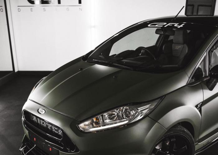 Ford Fiesta Mk7.5 ST Delta S-RR - Build Your Own Body Kit