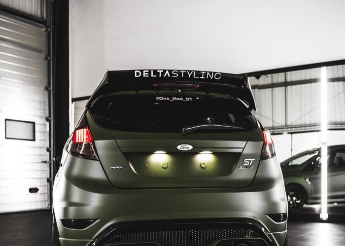 Ford Fiesta Mk7.5 ST Delta S-RR - Build Your Own Body Kit 3