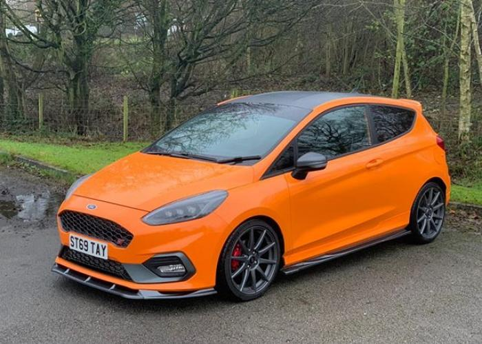 Ford Fiesta Mk8 Delta S-R Low Line Kit 9