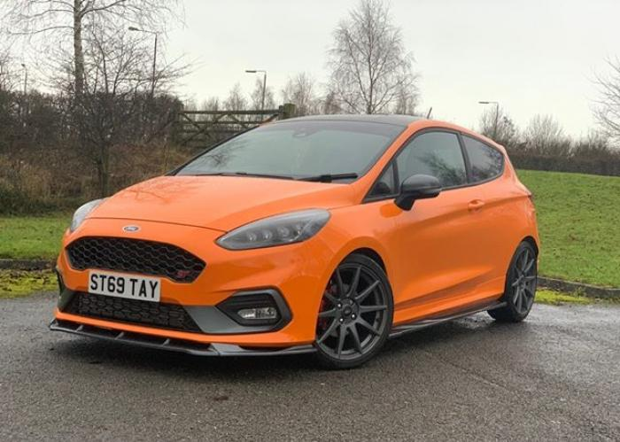 Ford Fiesta Mk8 Delta S-R Low Line Kit 3