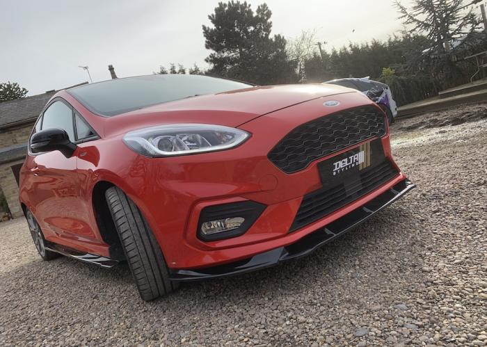 Ford Fiesta Mk8 Delta S-R Low Line Kit 7