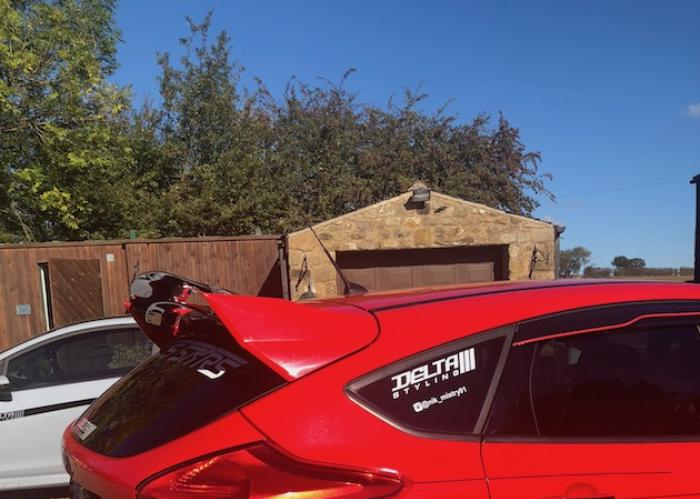 Ford Focus Mk3/3.5 Delta S and S-R Spoiler 4
