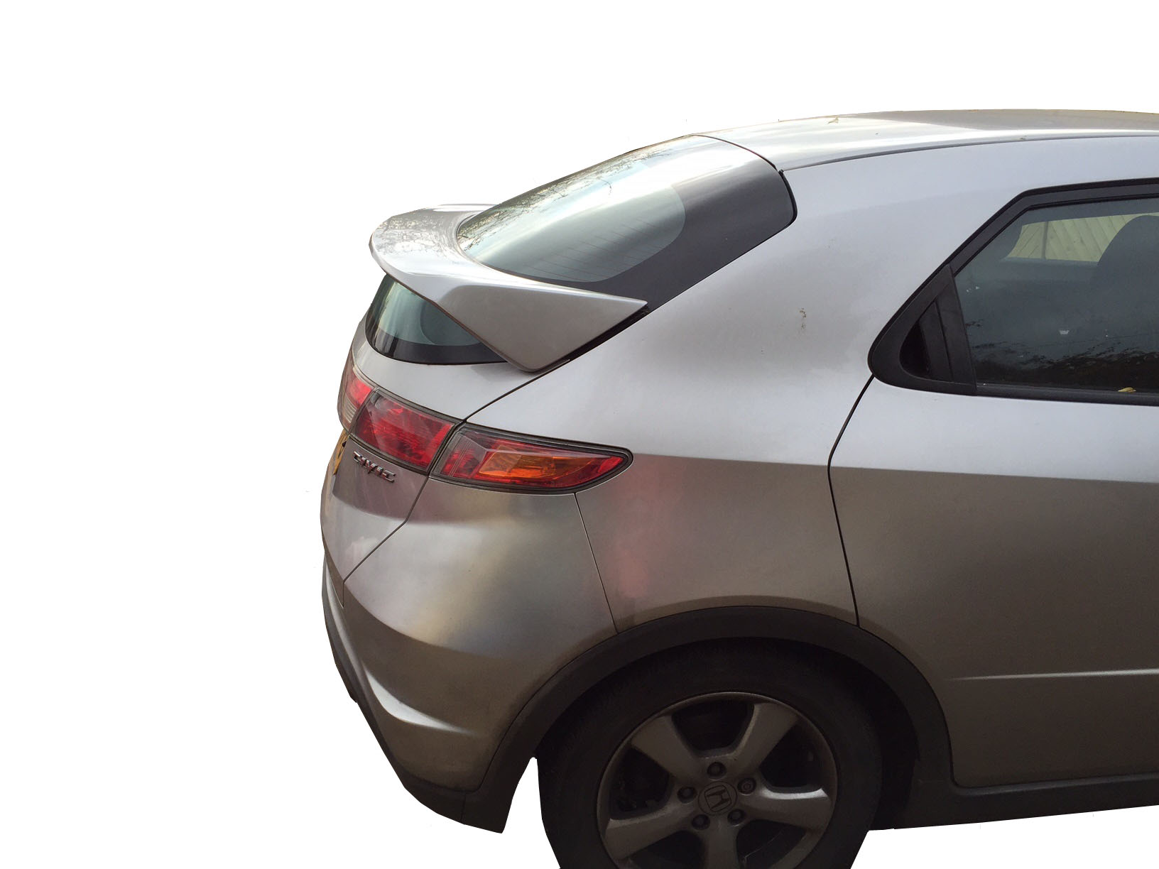 Honda Civic Key Replacement >> Honda Civic FK/FN Type R Boot Spoiler