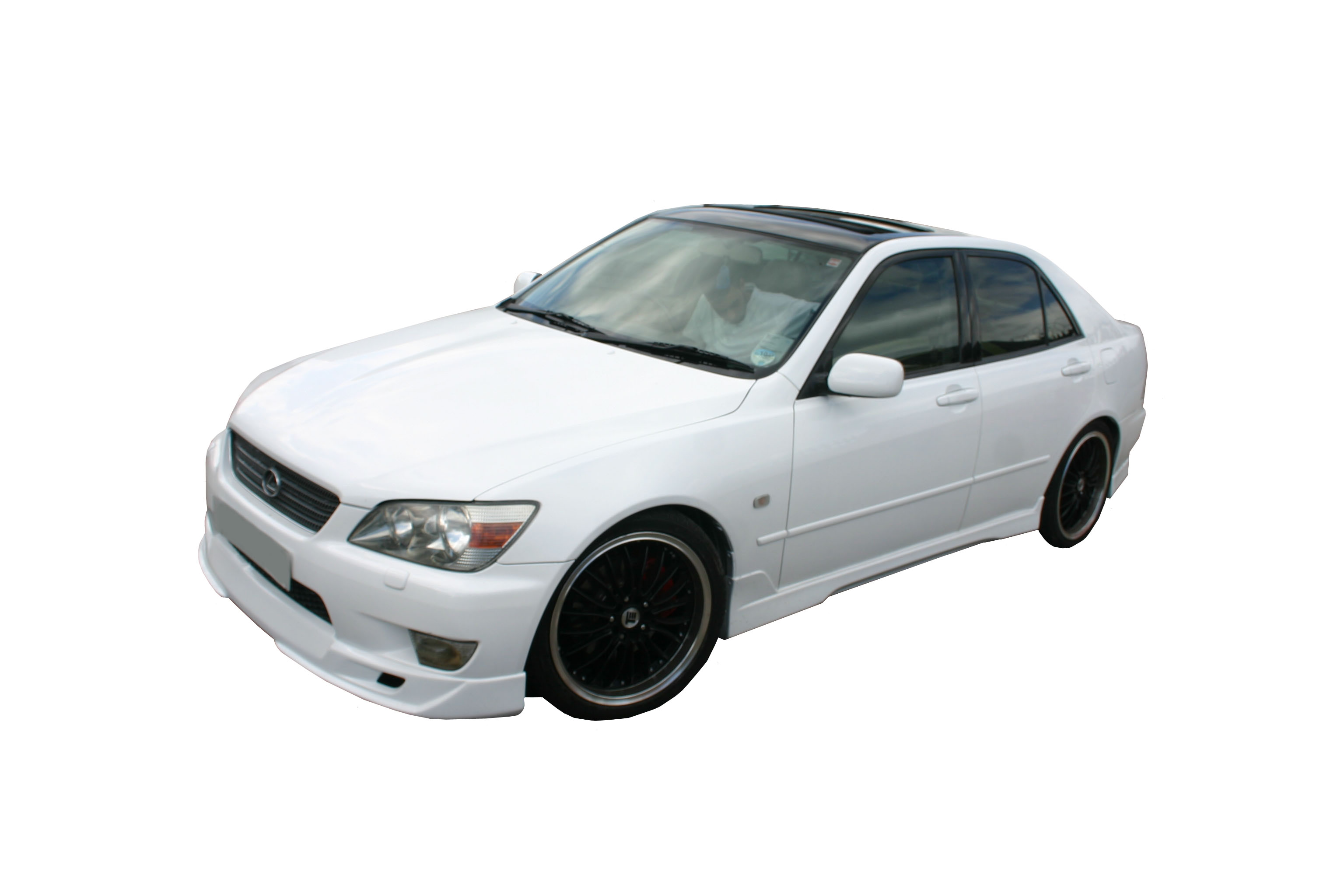 Lexus IS200 Body Kit - Build Your Own