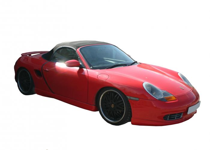 Porsche Boxster Aero Side Skirts 1996-2012