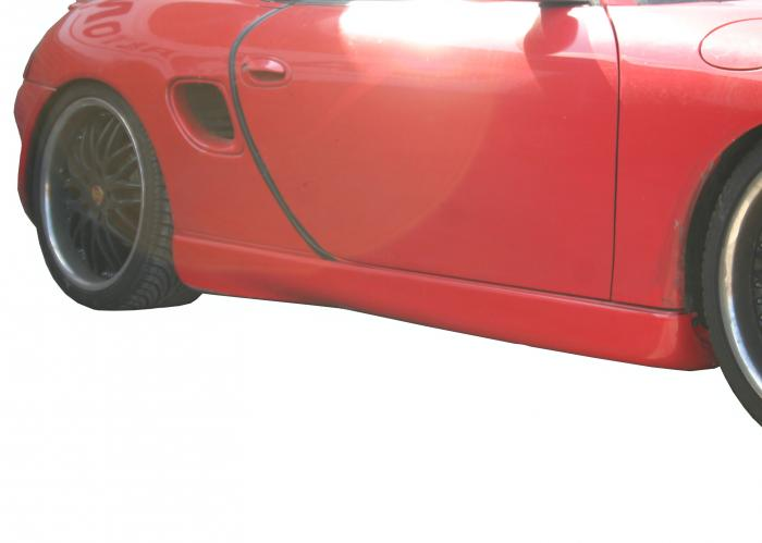 Porsche Boxster Aero Side Skirts 1996-2012 2