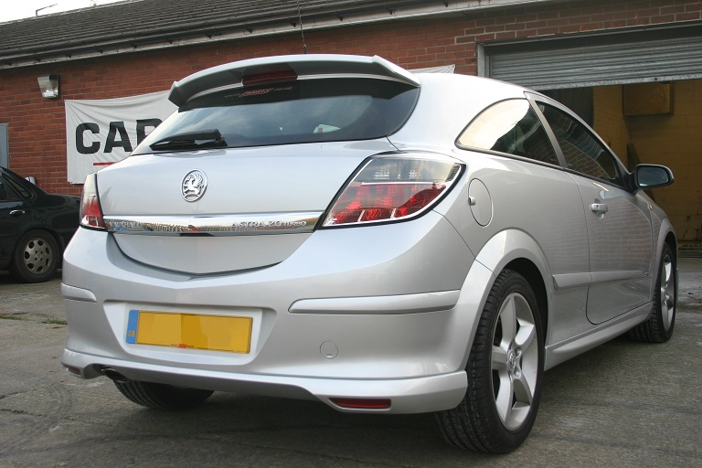 How Do Diffusers Work >> Vauxhall Astra H Mk5 3dr Xpack Rear Splitter 2004-2010