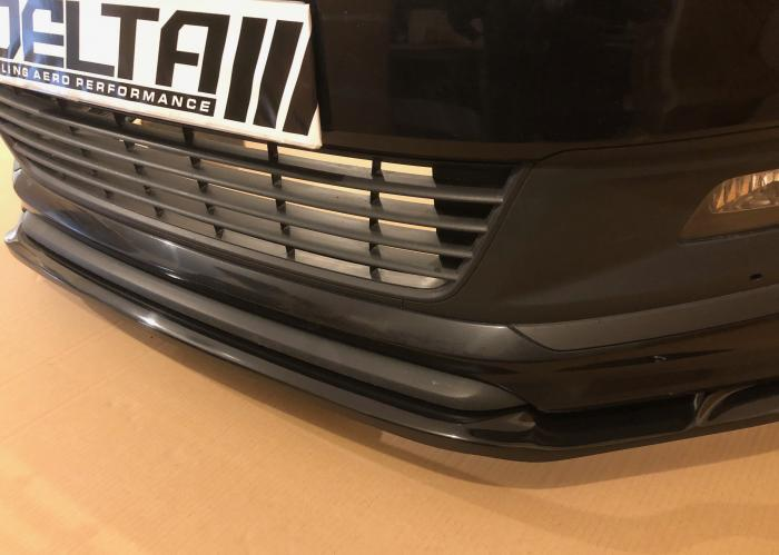 VW Polo Delta RL Front Splitter - NEW! 8