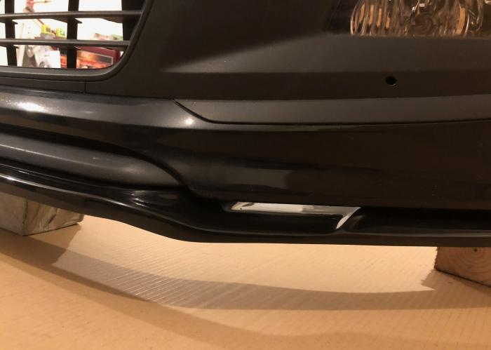 VW Polo Delta RL Front Splitter - NEW! 3