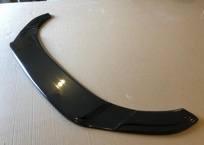 VW Polo Delta RL Front Splitter - NEW! 4