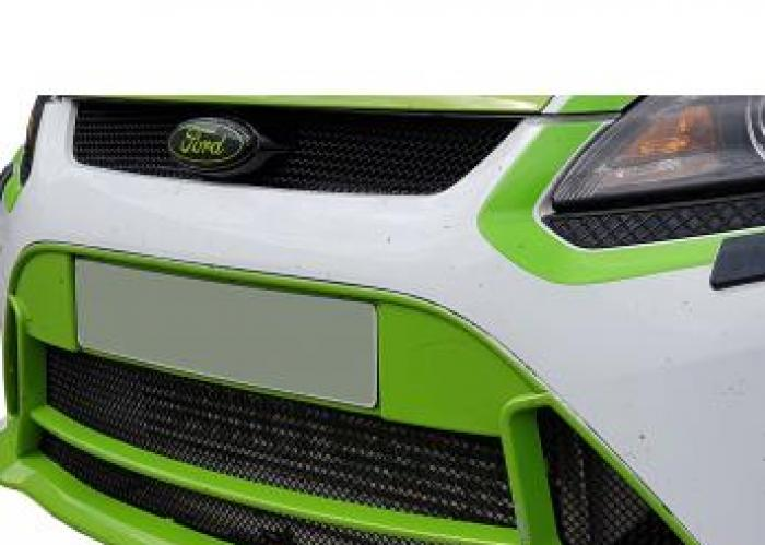 Ford Focus Mk2 Rs Zunsport Front Grille Set With Locking Mechanism